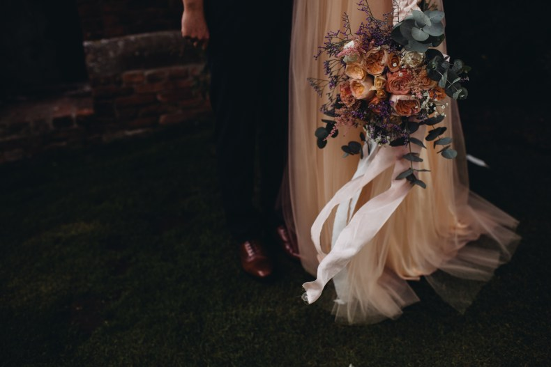 Discover Cat and Dave's DIY Wedding Story here