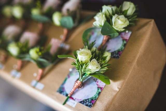 Real Weddings -Triangle Nursery Ltd