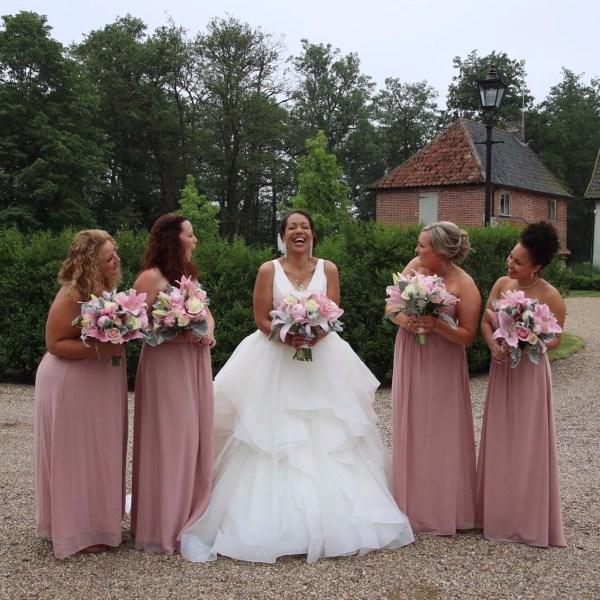 Tecora and Phil Wedding