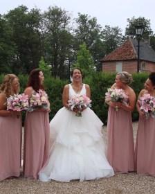 Book your Wedding Flowers with Triangle Nursery Ltd