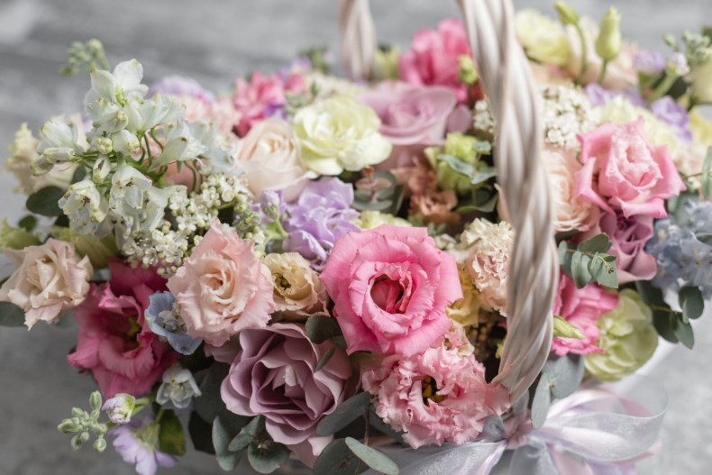 Find Lisianthus with Triangle Nursery