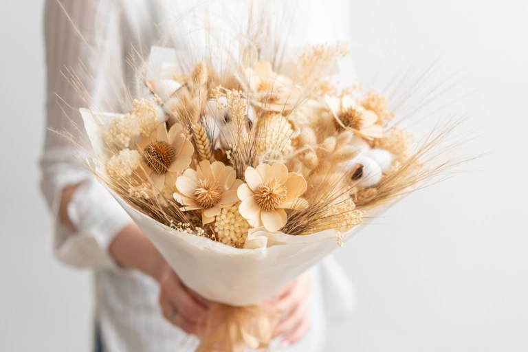 Dried Flowers Anyone?
