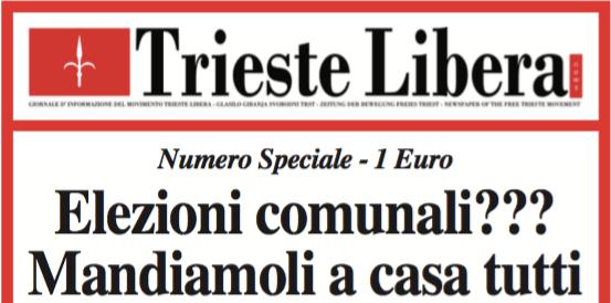 """Elezioni: Trieste Libera contrattacca il """"sistema"""""""