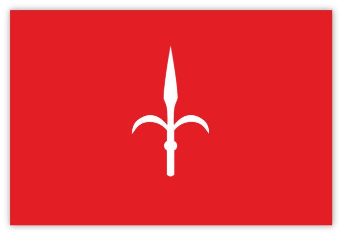 Bandiera di Stato del Territorio Libero di Trieste