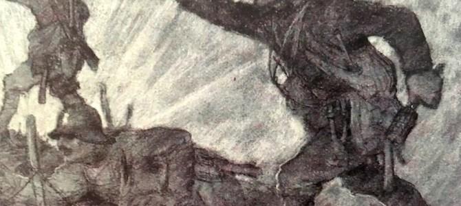 CAPORETTO, 24 OTTOBRE 1917