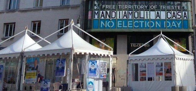 Elezioni regionali del 29 aprile: Trieste Libera presenta i moduli per il non-voto attivo