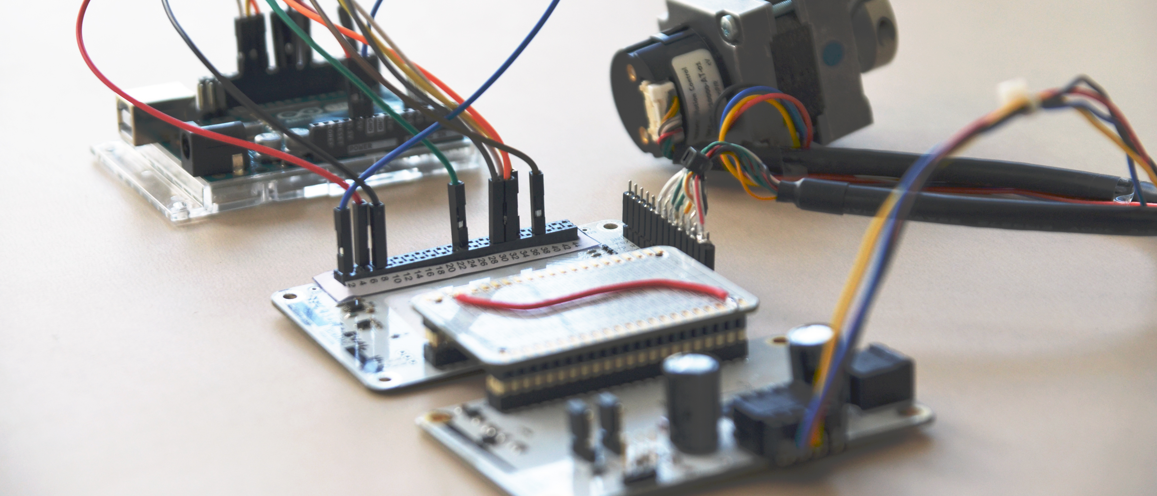 How to drive a stepper motor closed loop with your arduino for How to check stepper motor
