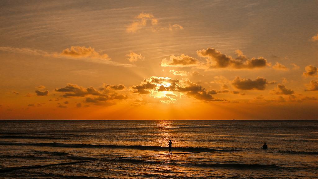 ▲綠島跨年景點推薦-日落。(圖/Tripbaa趣吧!亞洲自由行專家)
