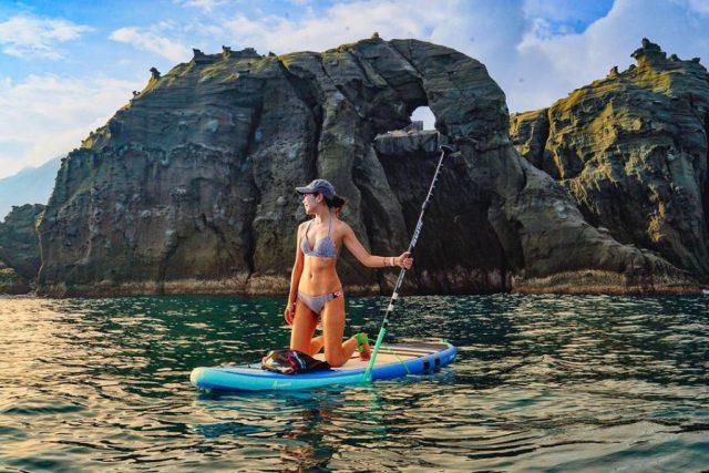 2021最新SUP立槳推薦-深澳象鼻岩
