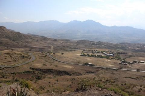 Lalibela View