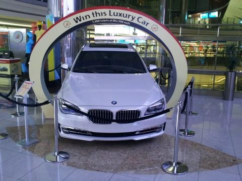 Win a car!!