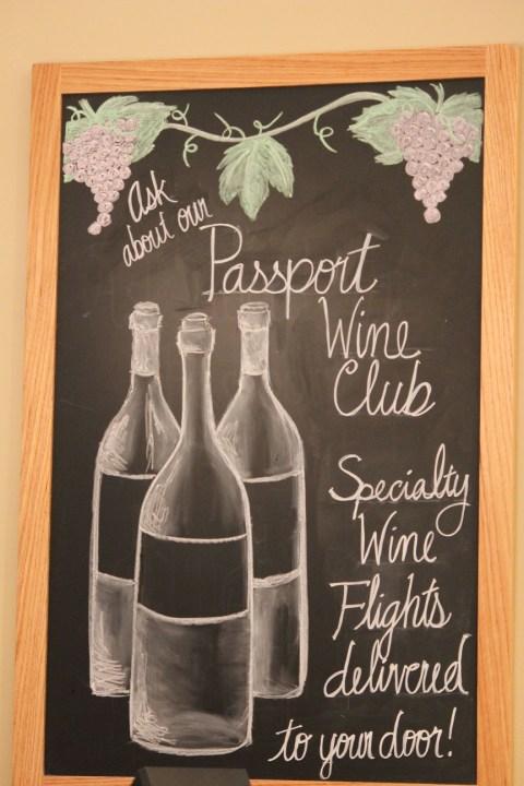 Boston Logan Terminal E - Vino Volo Wine Specials