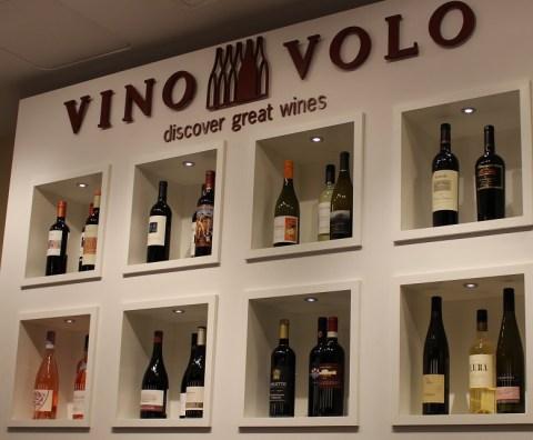 Boston Logan Terminal E - Vino Volo Wines