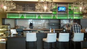 CLT Airport Beaudevin Wine Bar