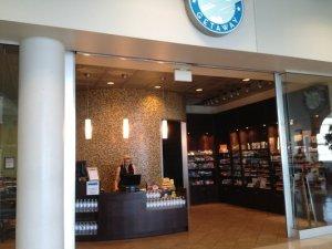 CLT Airport Terminal Getaway Spa