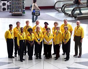 CLT Airport Volunteers