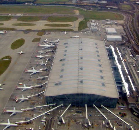 T5 at Heathrow