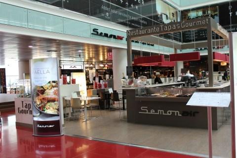 Tapas Gourmet at Barcelona Airport