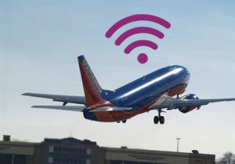 southwest wifi