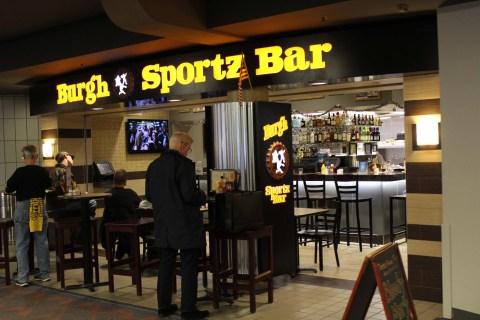 PIT Airport - Burgh Sportz Bar