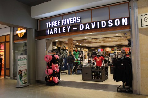 PIT Airport Three Rivers Harley Davidson