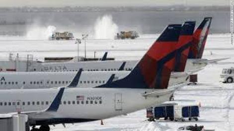 winter airport
