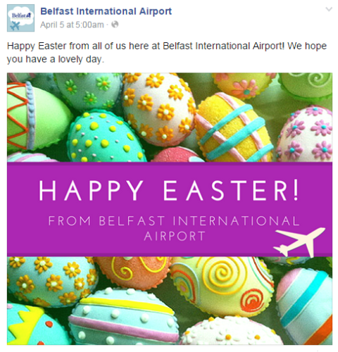 BFS Airport Easter