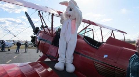 Solberg Airport Easter
