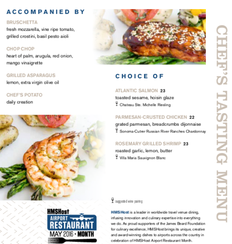 May is Airport Restaurant Month - DEN Airport