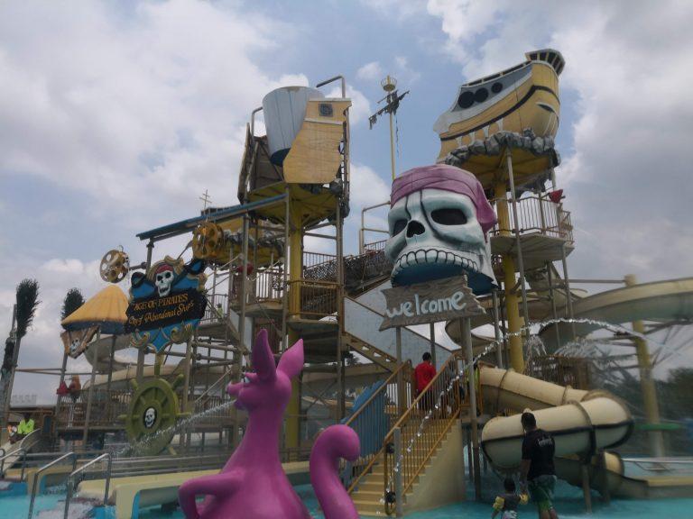 Bangi Wonderland Water Park