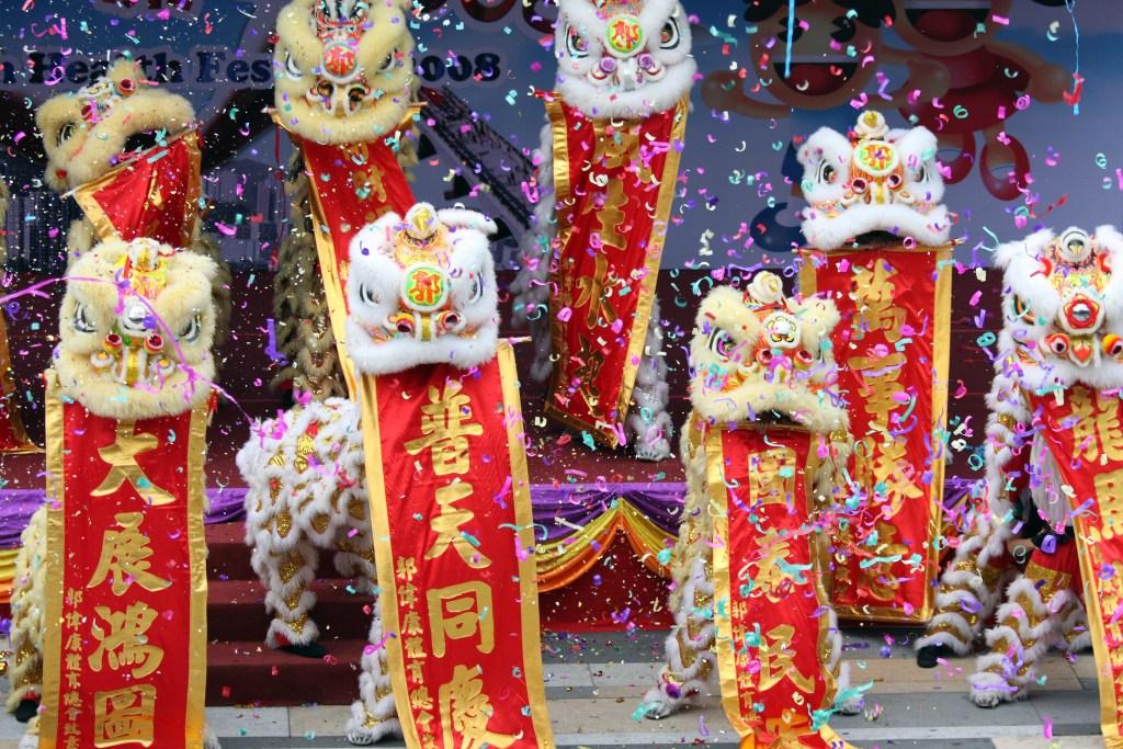 Hong Kong Festival: Hong Kong Chinese New Year