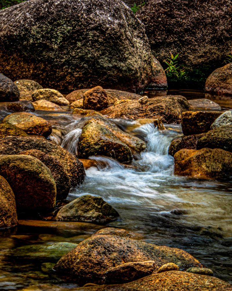 Ulu Chepor waterfall is a well-known Perak waterfall, one of the beautiful waterfall in Malaysia