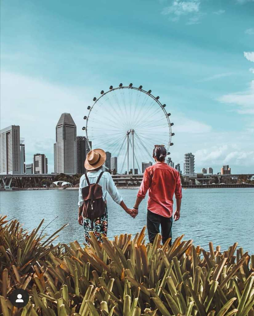 Halal trip to Singapore - make a stop at Singapore Flyer