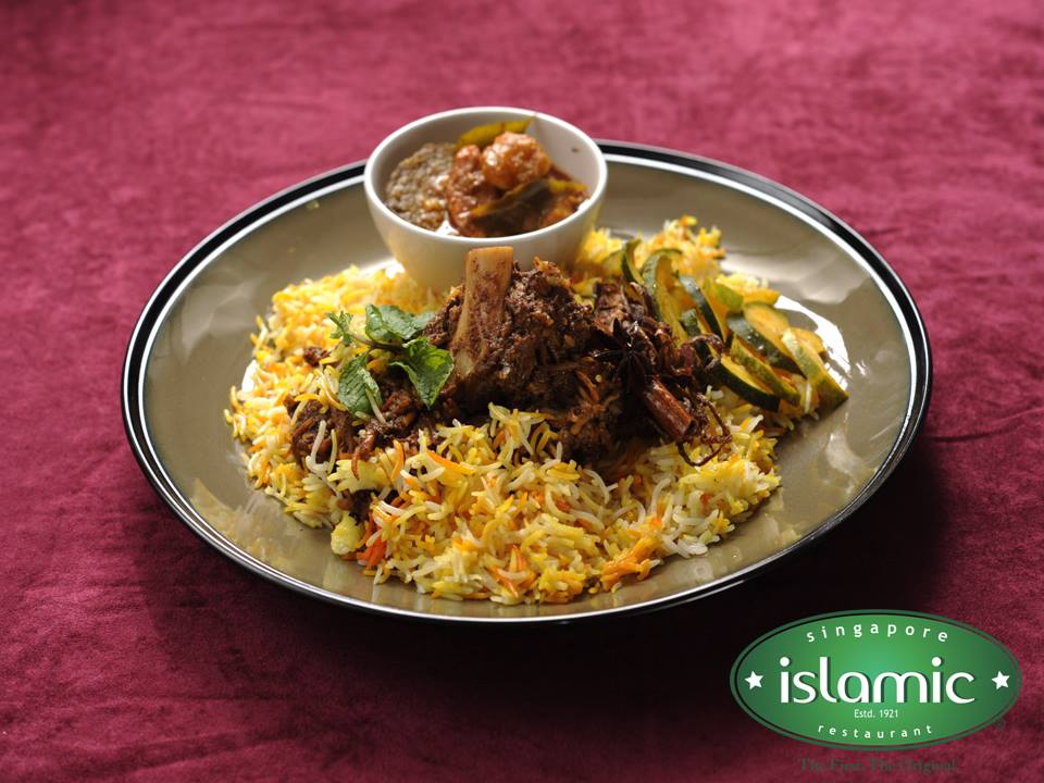 Looking for Bugis halal food? We found Malay food Singapore place perfect for you.