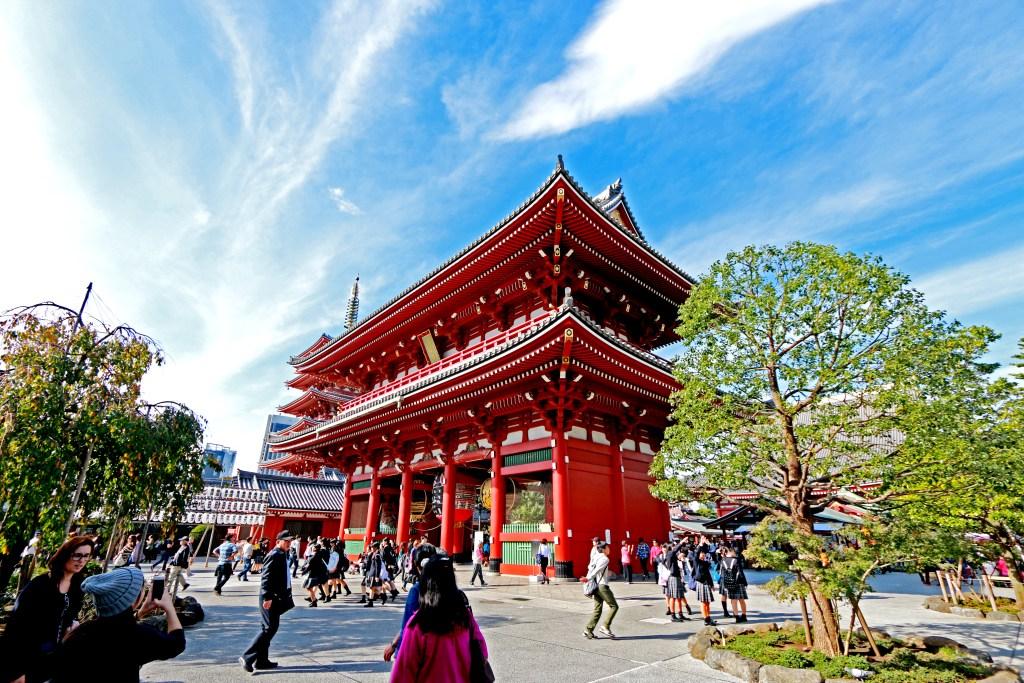 Asakusa View