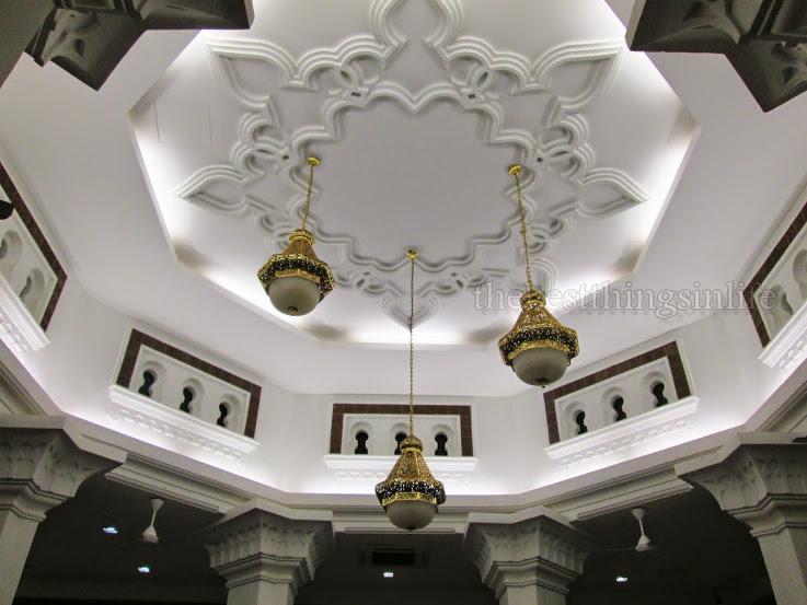 Don't know what to do in Kuala Lumpur? Visit Masjid Jamek!
