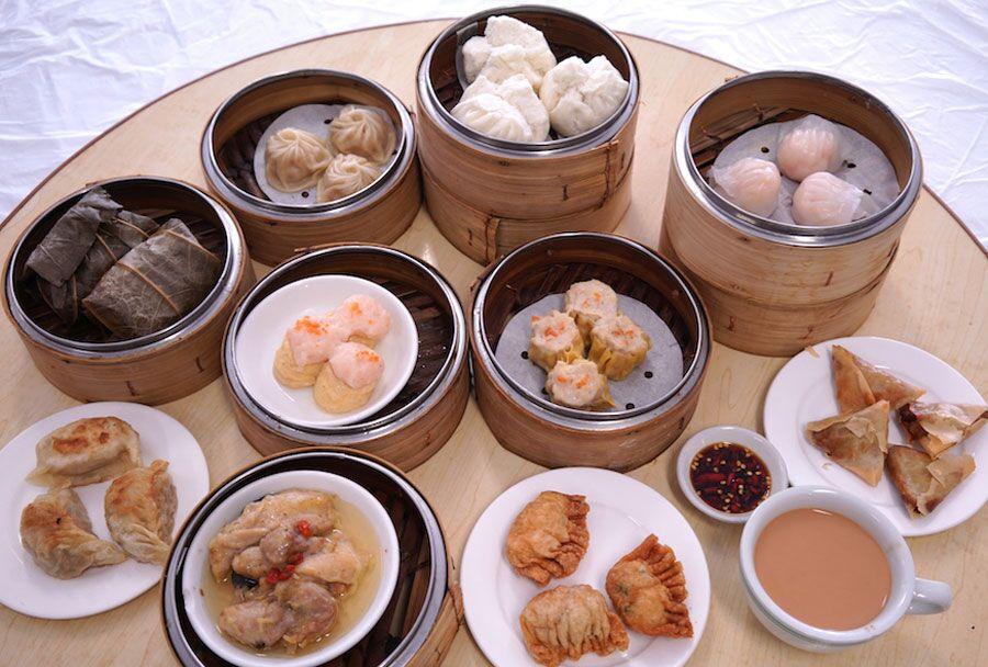 Experience Dim Sum in Hong Kong
