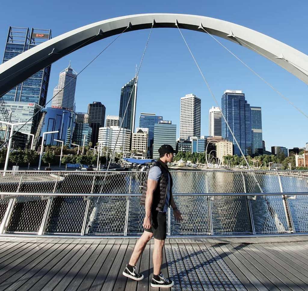 Elizabeth Quay Termasuk Dalam Tempat Menarik Perth Australia