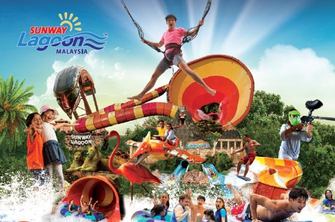 Malaysia with kids: Amusement parks near Kuala Lumpur, Malaysia