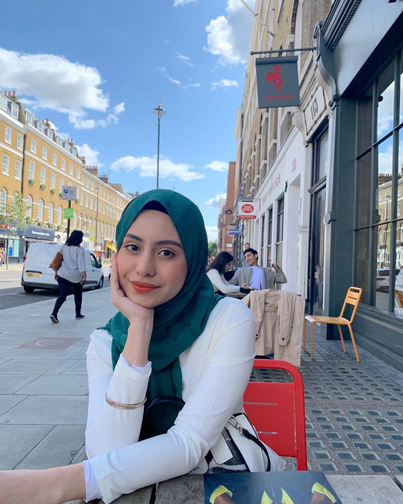 Hijabistas on Instagram: Tasnim Shah