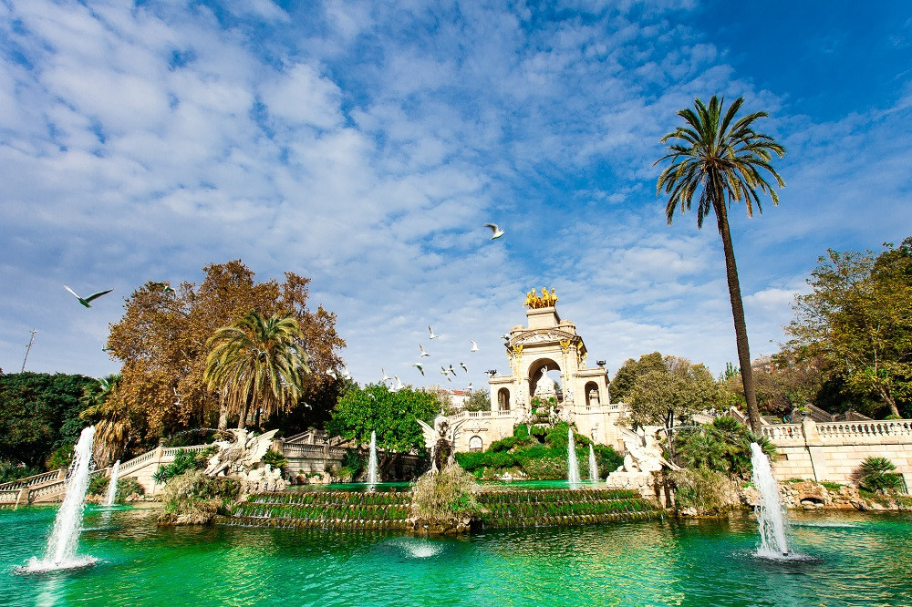 Parc de la Ciutadella in Madrid is a must go in your Spain travel