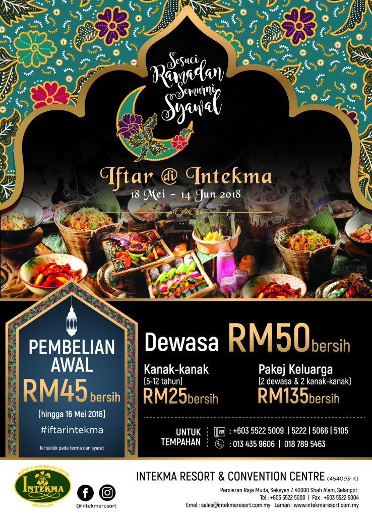 Iftar @ Intekma