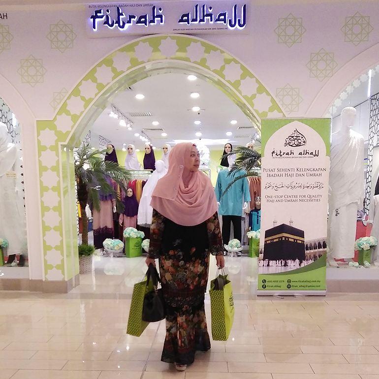 Kedai Kelengkapan Haji dan Umrah Kuala Lumpur