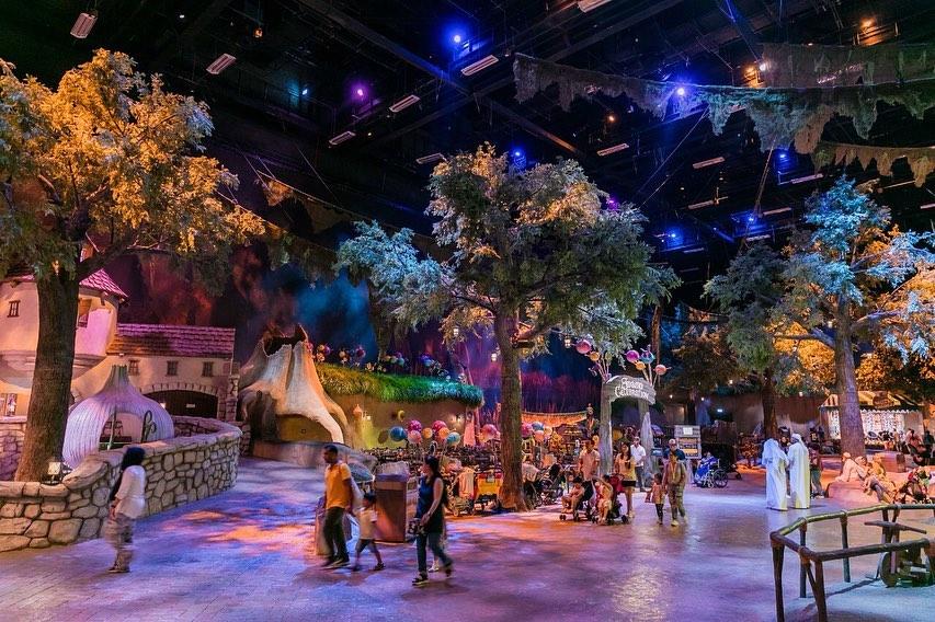 Family Friendly Dubai Theme Park