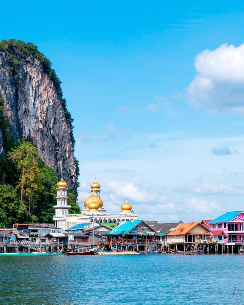 Solat Trawikh for Ramadan in Thailand