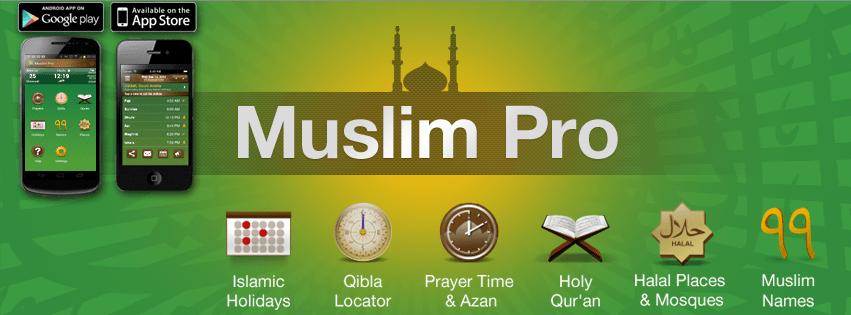 Best Ramadan Apps goes to Muslim Pro