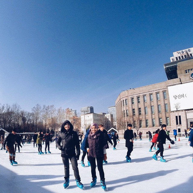 Best Things To Do In South Korea, seoul plaza