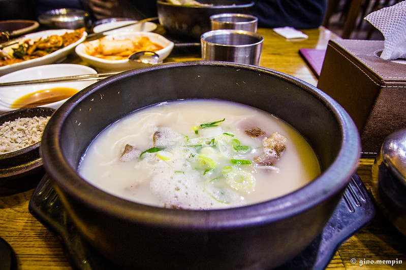 Things to Eat in South Korea-What Food Do, South Korea Eat, Seolleongtang