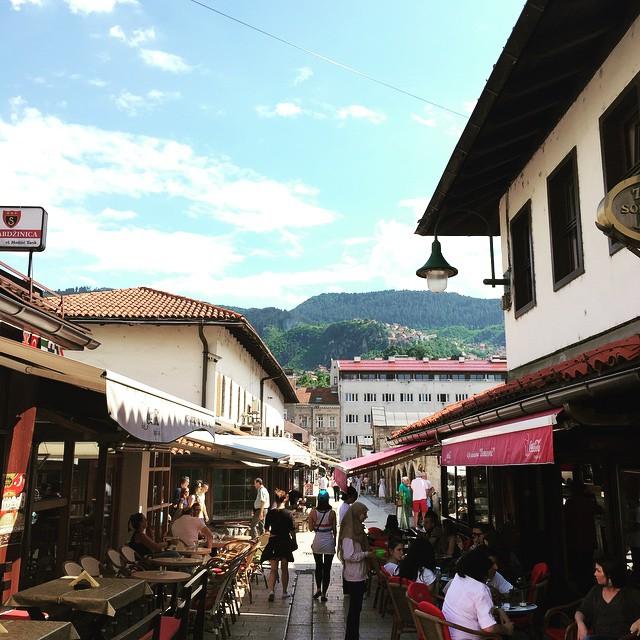 10 Sebab Bosnia Wajib Ada Dalam 'Bucket List' Percutian Anda, Sarajevo