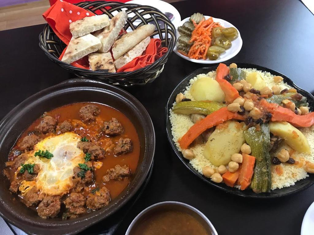 Morocco Casablanca restaurant serves the best halal lamb-based dishes in Busan